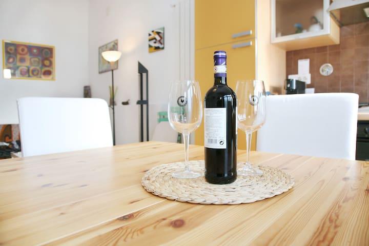 La Casina: the best flat for you. - Floransa - Daire