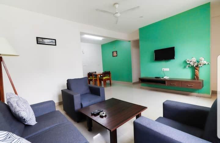 Corporate service apartments in Koramangala