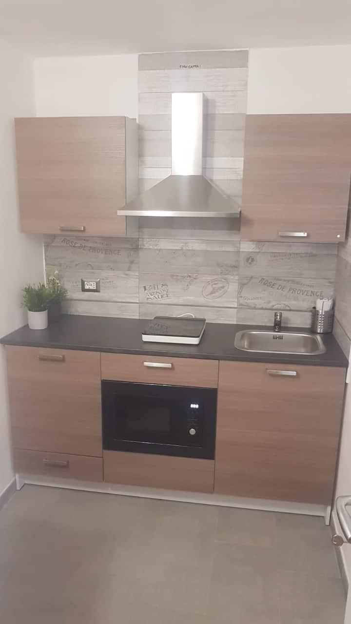 Appartamento (1 piano) suite indipendente