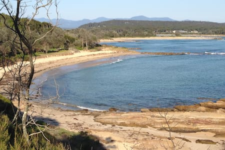 Quiet house near great beaches - Moruya Heads