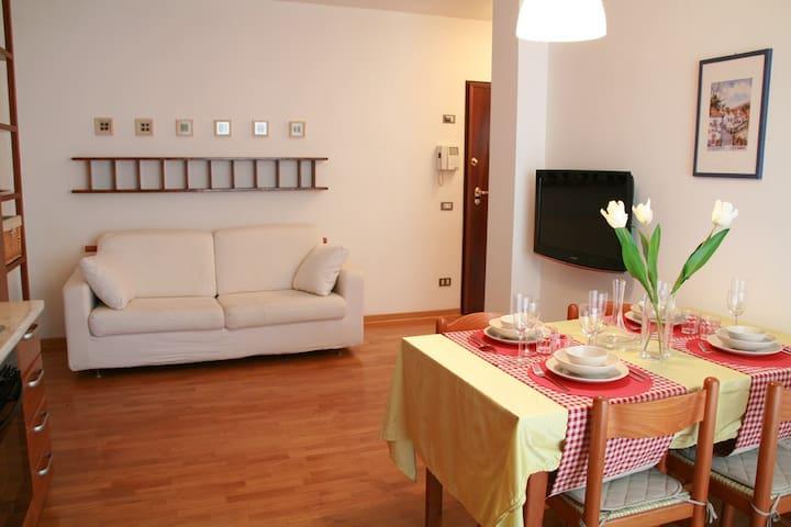Appartamento vacanze Casa Francesca nei dintorni di Padova Abano Spa Venezia Colli Euganei Verona Golf - Selvazzano Dentro - Pis