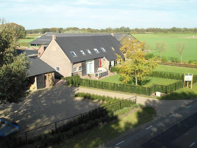 Holiday apartments near Eindhoven - Oost West en Middelbeers - Pis