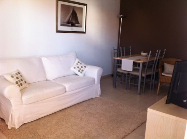 Fully furnished 2 bedroom apartment - San Javier