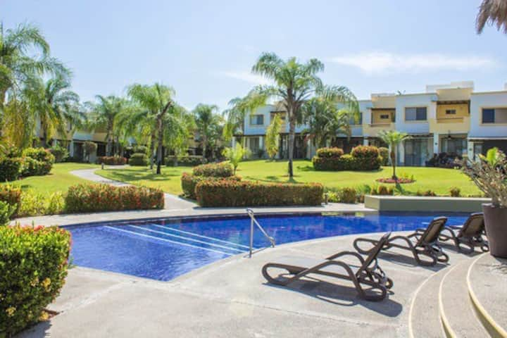 Walking Distance from Beach and Downtown Bucerias