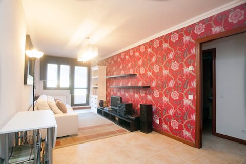 beautiful flat in Limpias-cantabria
