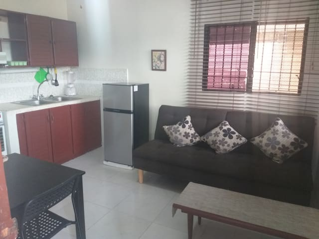 La agustina,apartamento 2do piso, ,tv,wifi,Parqueo