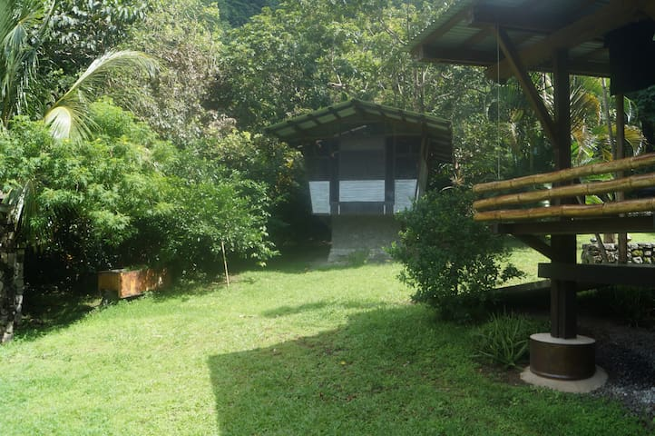 The Birdhouse Cottage at La Bou - Soufriere Estate