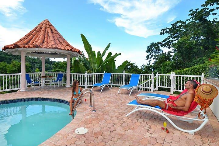 Tropical Lagoon Resort - Blackmango - Fairy Hill - Villa
