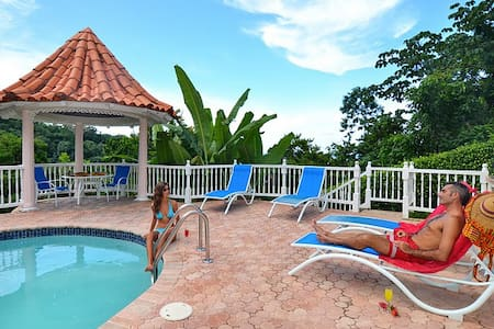 Tropical Lagoon Resort - Blackmango - Fairy Hill