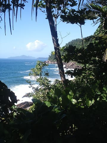 Casa na Praia do Felix - Vereda 21 nº 135
