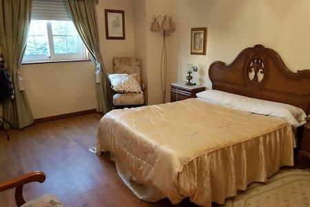 Habitación con baño propio y garaje - Mugardos - Daire