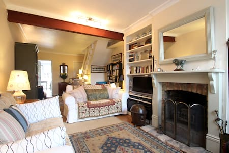 Cosy house in central Summertown - 牛津 - 独立屋