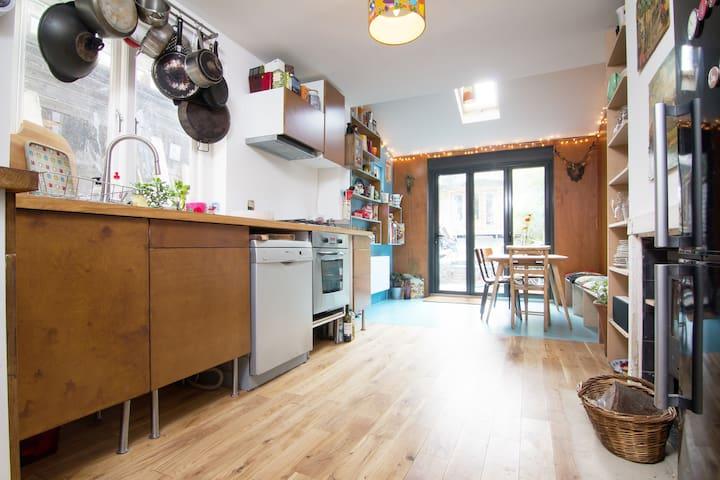 Family House in trendy East London - London - Hus
