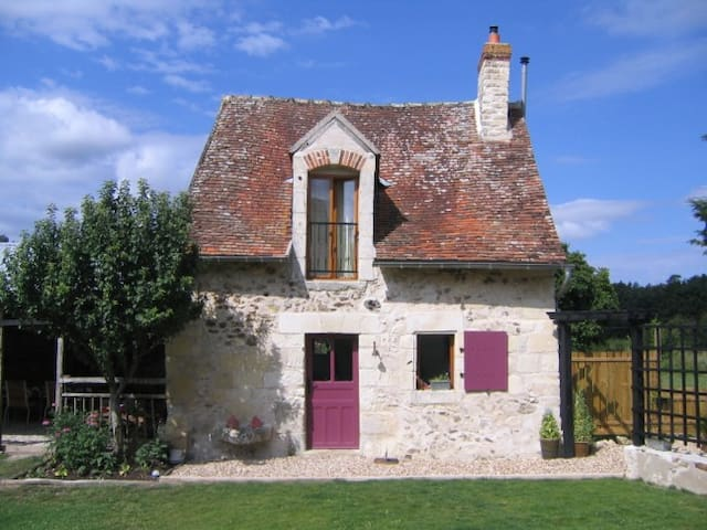Perfect cottage for 2 Loire Valley