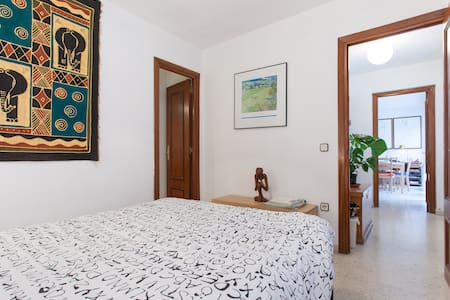 Double room with private bathroom - Sevilha