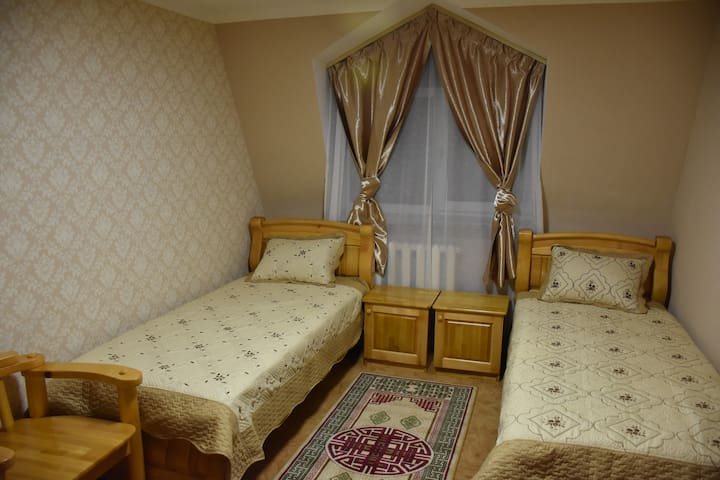 Sunpath Mongolia Tour&Guesthouse - Standard twin