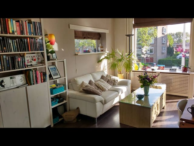 Cosy apartment at Alkmaar city centre