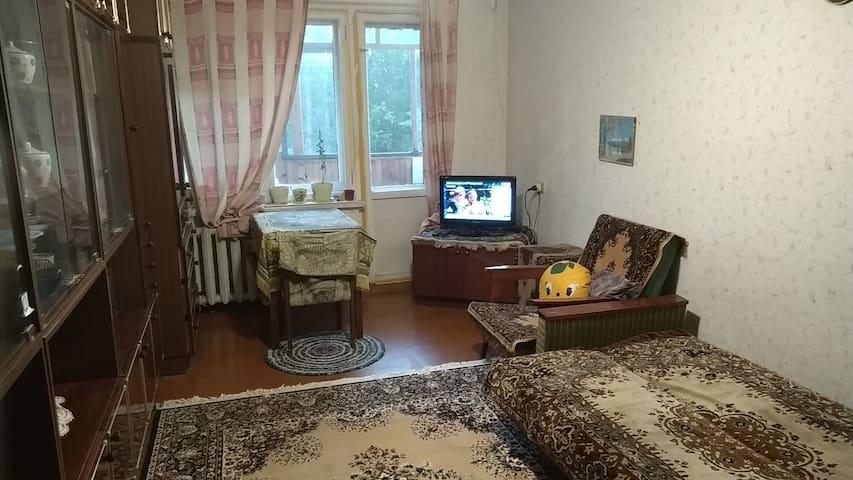 2-комнатная квартира в Исакогорке
