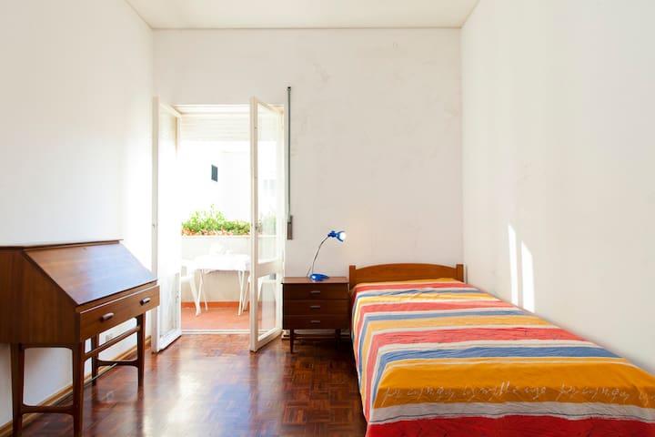 Room near the beach - Geranium - Costa da Caparica - Huis