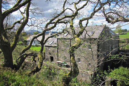 16th century watermill and ecospot - Balmaclellan