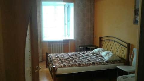 شقة من غرفتي نوم في المركز