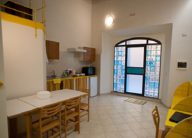 Residence Murarte Chestnut Loft - Civitavecchia - Apartment