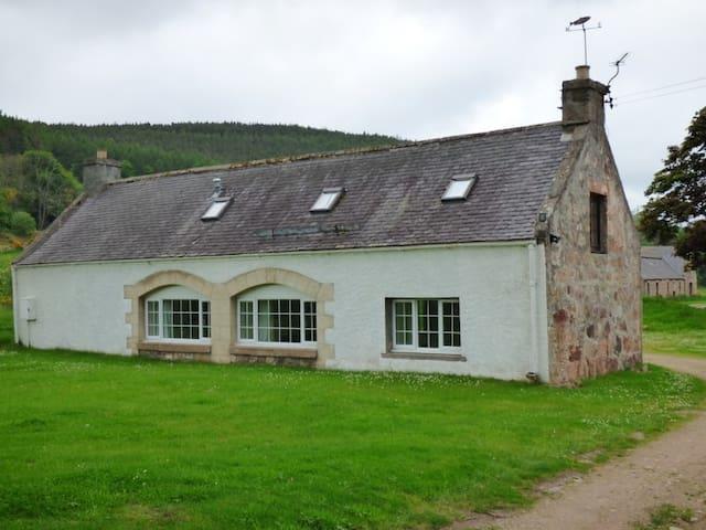 Garbity Cottage, Orton Estate