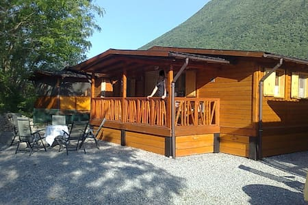 Chalet Sportcamping International - Porlezza - Cabaña