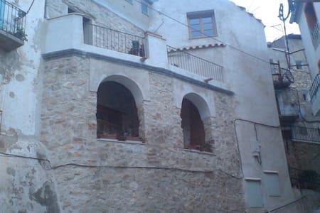 La Germandat de Paüls pueblo rural - Paüls de Tarragona - Casa