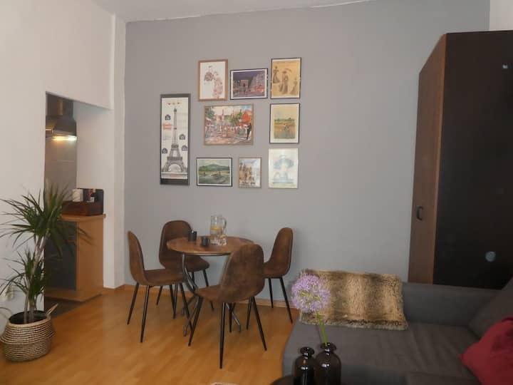 Friedberg Innenstadt, moderne 2-Zimmer-Wohnung
