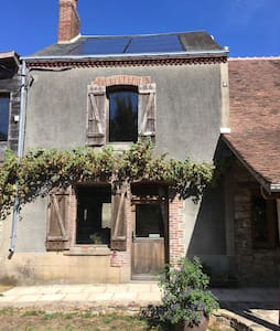 2 Bedroom House in peaceful Creuse countryside.