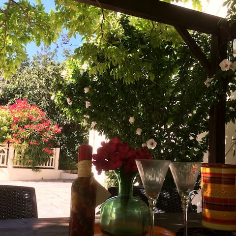 Lovely ground floor apartment with shady terrace - Carcassonne - Appartement