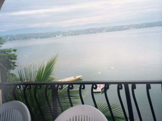 Fantastic house with spectacular Lake view - Tequesquitengo