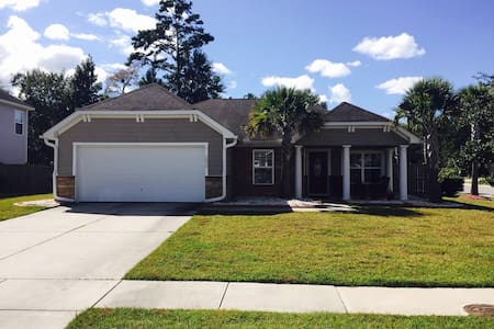 Newer home with Italian Flare - Hanahan