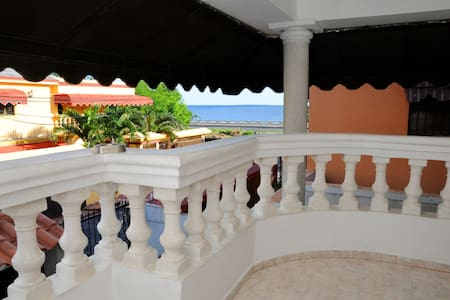 CARIBBEAN SEAVIEW B&B w/ WiFi & CABLE TV - Santo Domingo