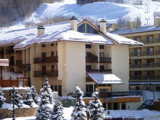 EMMONS ESCAPE Ski In/Out-Free Park, Hottub & Bus! - Mt. Crested Butte