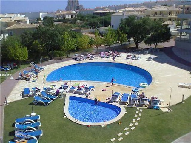 Great apartment with pool, ideal for families - Albufeira - Apartment