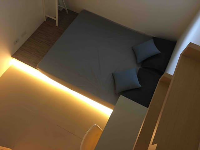 The Standard Double Bed