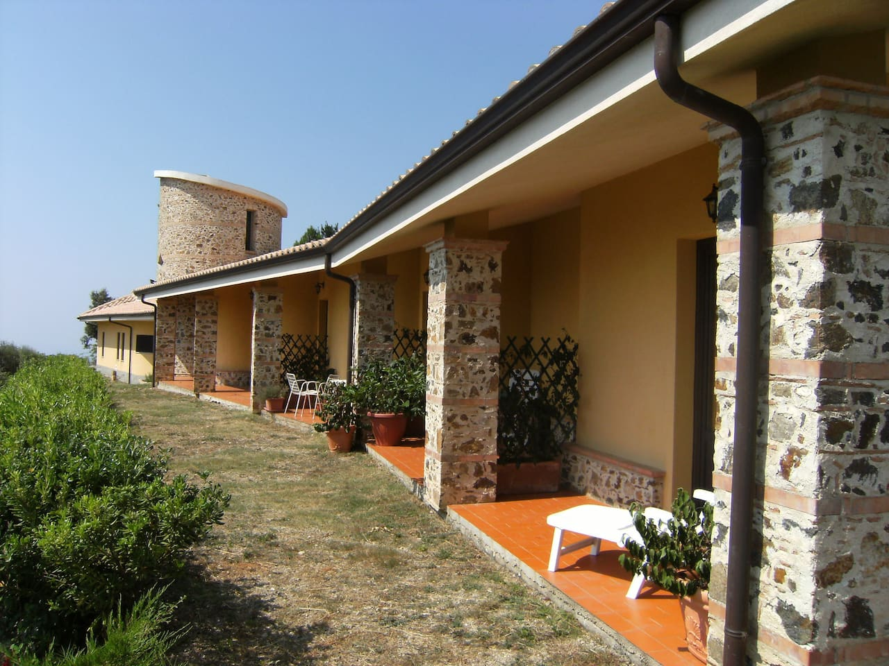 Villa Velia B&B rooms