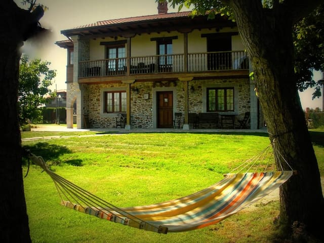 Alojamiento en casa de campo - Muros de Nalón - Rumah