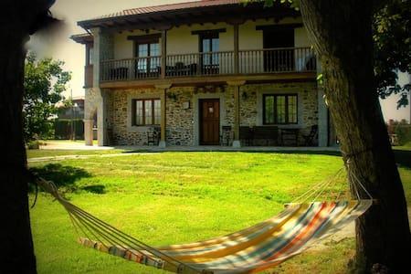 Alojamiento en casa de campo - Casa