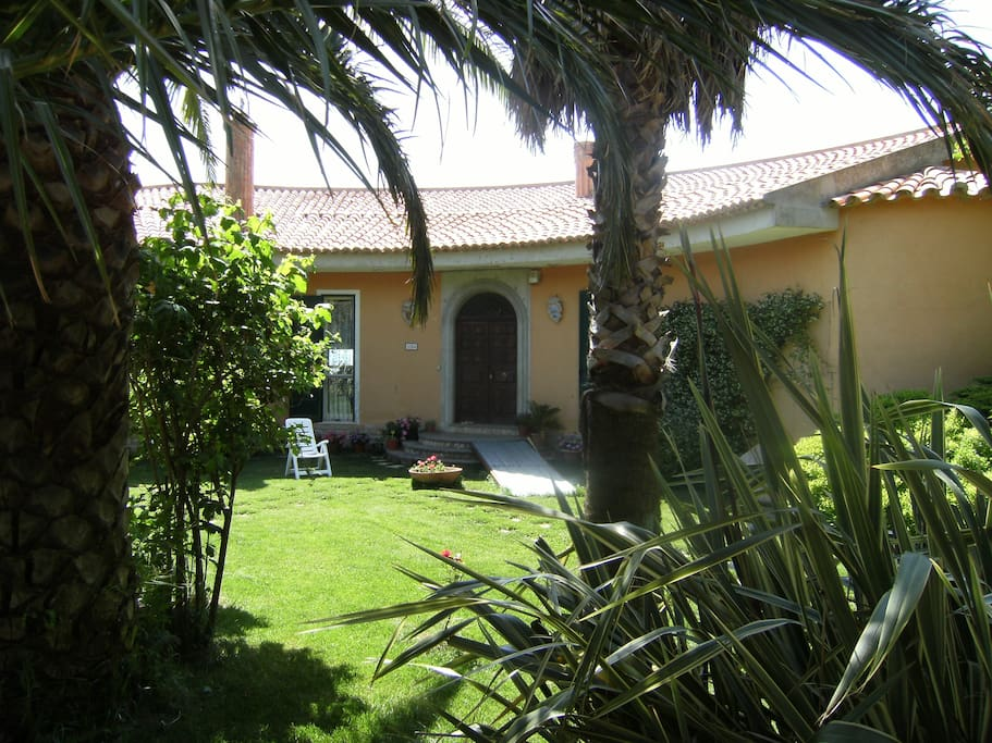 Villa Velia Agriturismo Main House