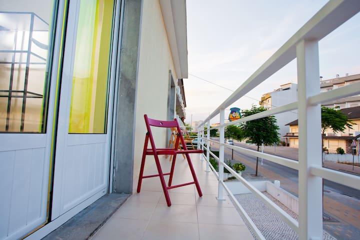Fátima Lounge Guesthouse - Fátima - Oda + Kahvaltı