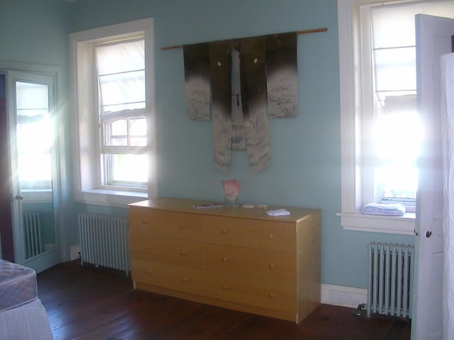 Artful, ample--by the room!