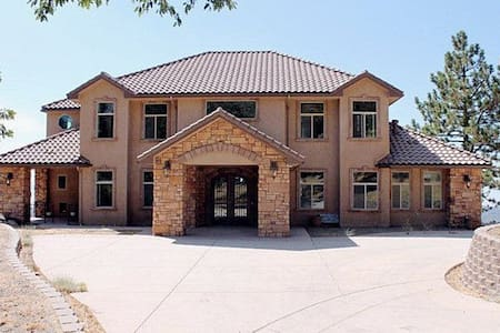 Luxury California Mountain Retreat - Tehachapi