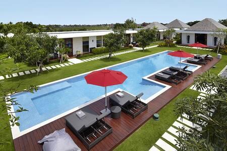 Luxury Huge&Beautiful 7 Bedrooms - North Kuta - 別墅