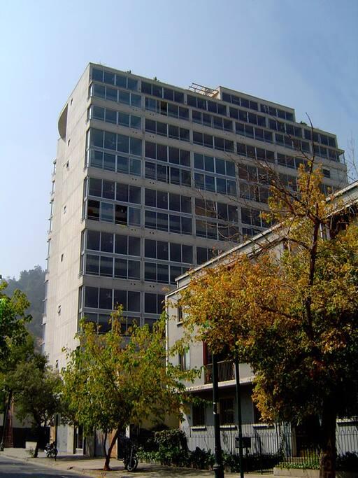 Loft Beallavista Building