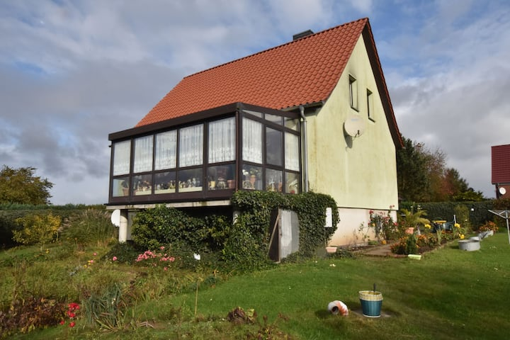Cosy Apartment in Kröpelin with Garden