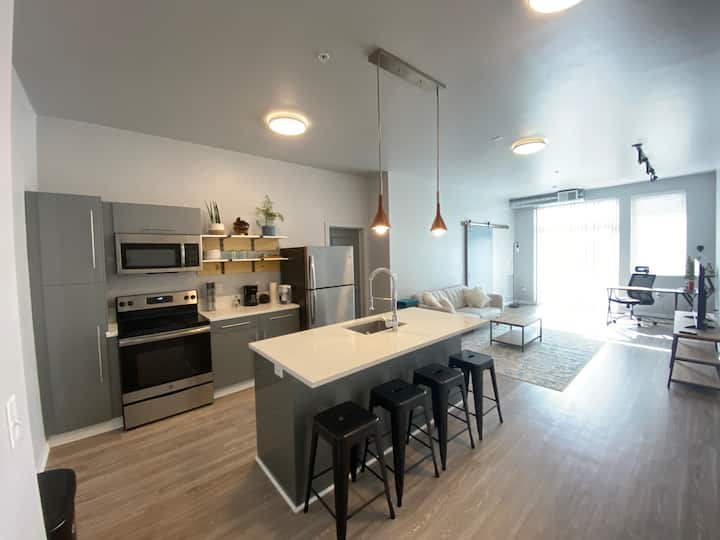Very clean, beautiful spacious loft. 1 bed/1bath