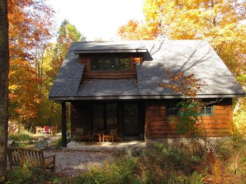 Cozy Cabin in the Laurel Highlands